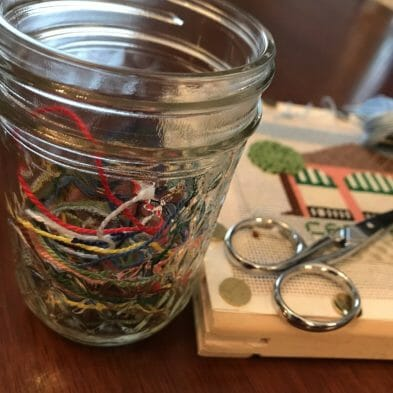 Do you have an ort jar?