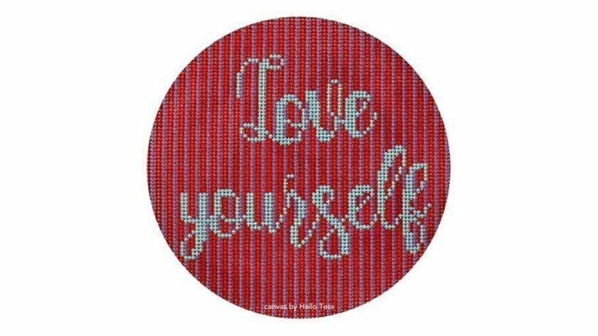 Love yourself - establish good self-care habits.