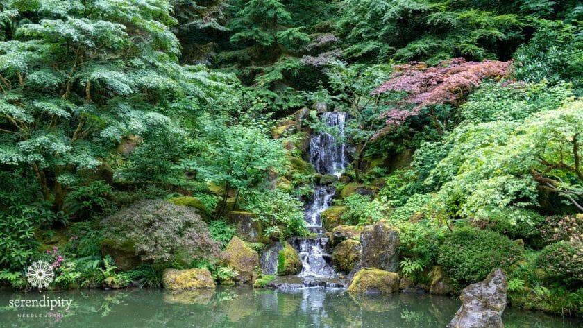 2020 Spring Threadventure_Week 7_Portland Japanese Garden_Main Image