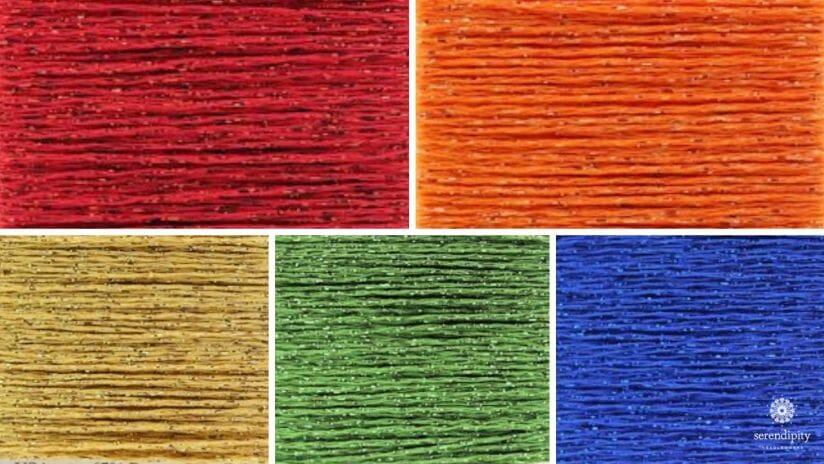 Entice comes in 327 amazing colors.