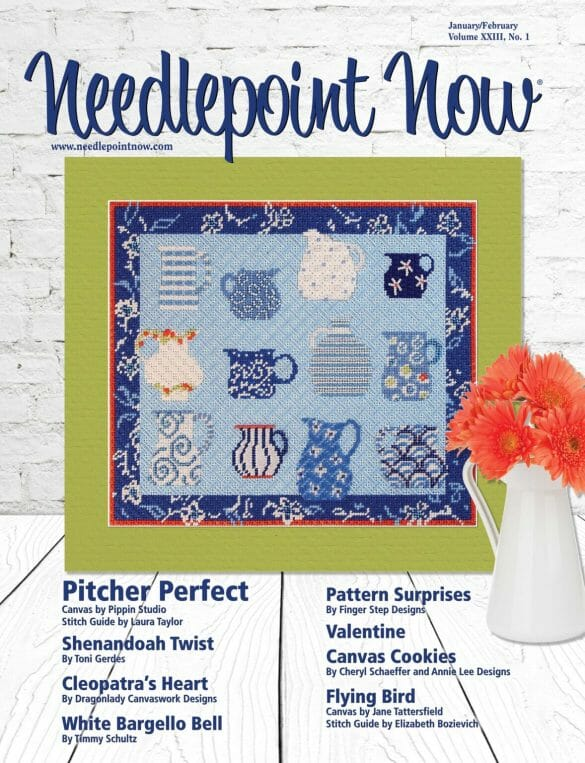 Needlepoint Now is the best consumer magazine for stitchers!
